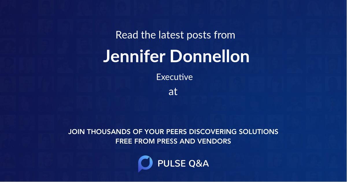 Jennifer Donnellon