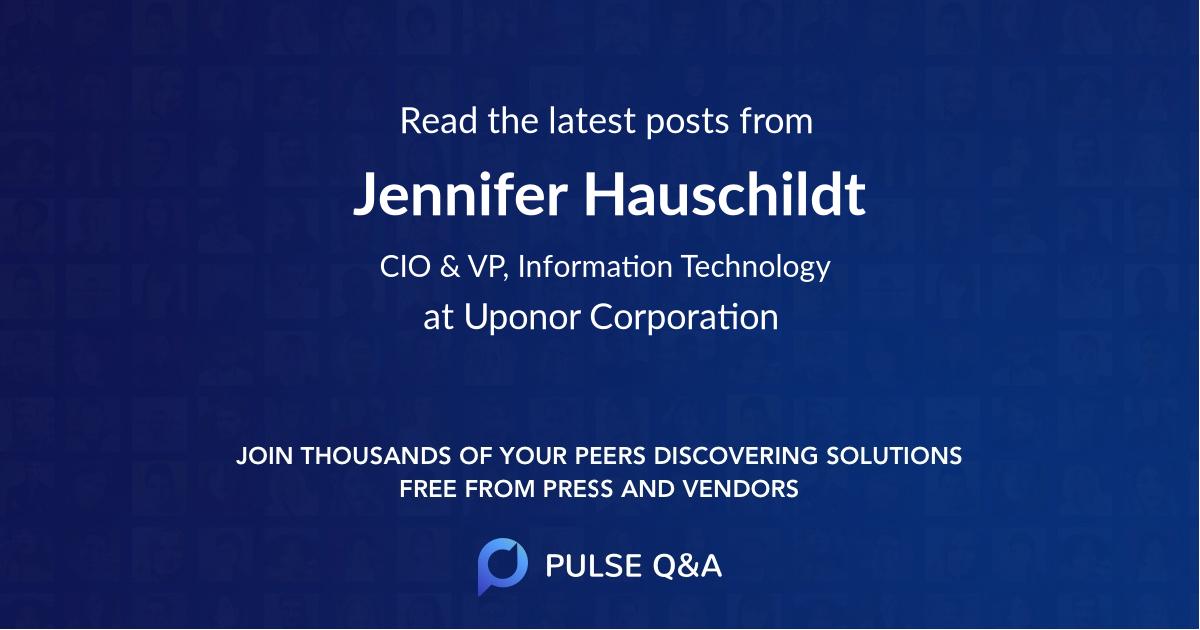 Jennifer Hauschildt