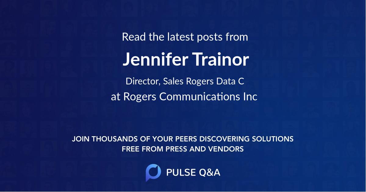 Jennifer Trainor