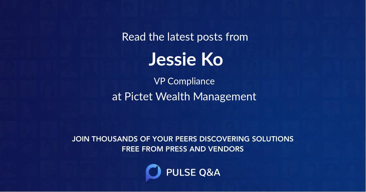 Jessie Ko
