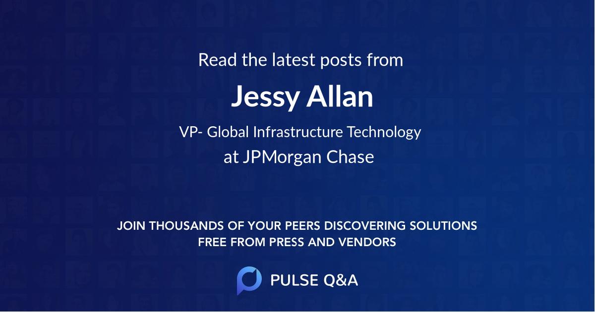 Jessy Allan