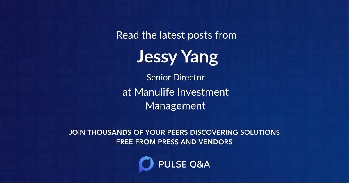 Jessy Yang