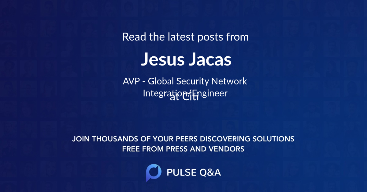 Jesus Jacas