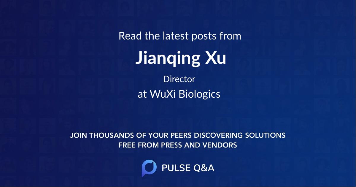 Jianqing Xu