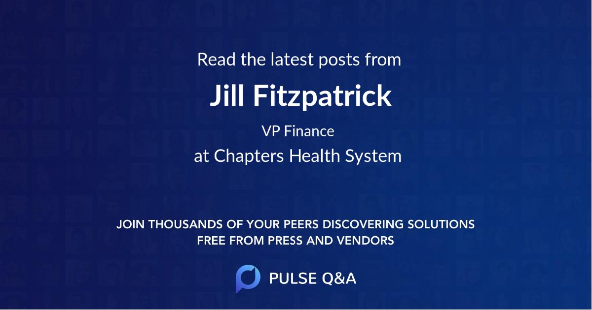 Jill Fitzpatrick