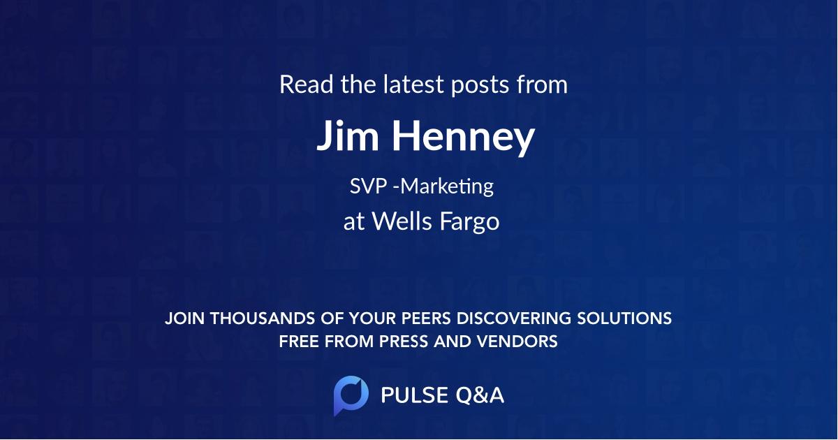 Jim Henney