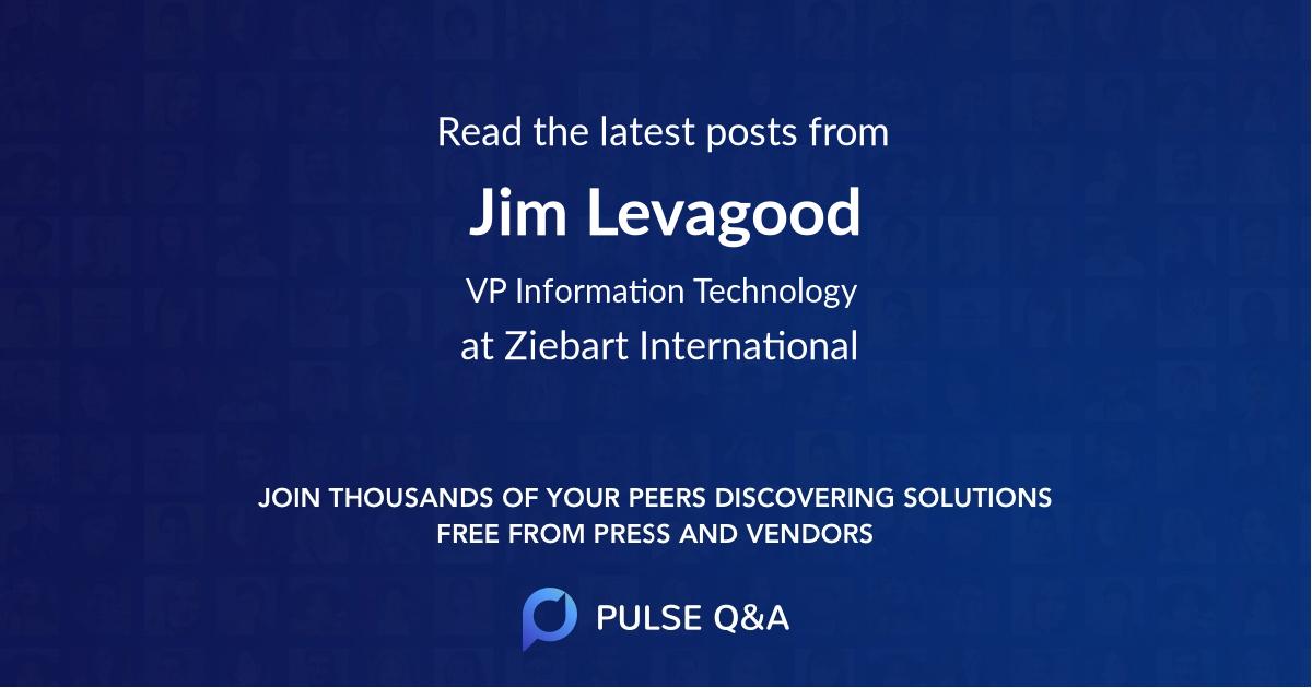 Jim Levagood