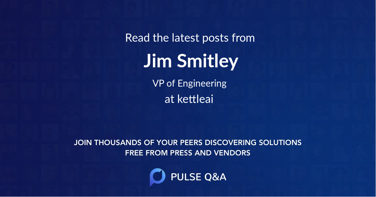 Jim Smitley