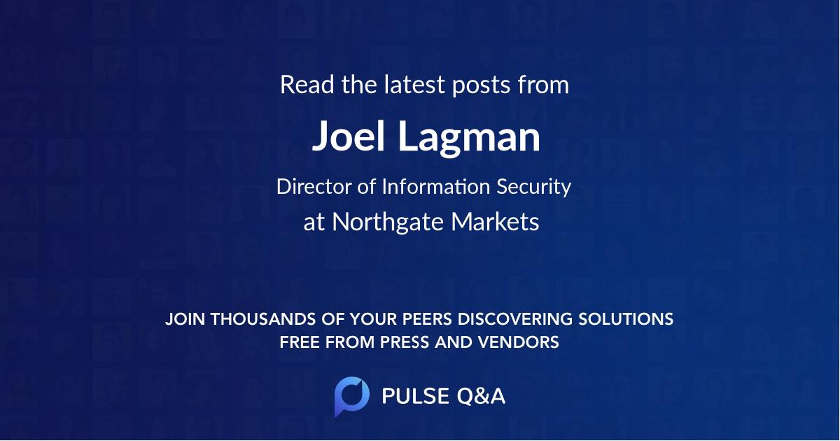 Joel Lagman