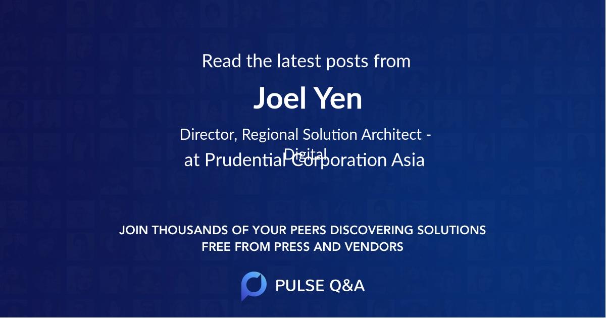 Joel Yen