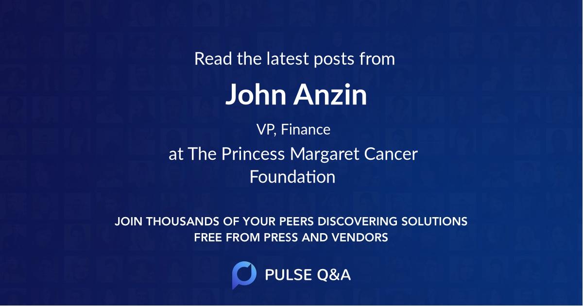John Anzin