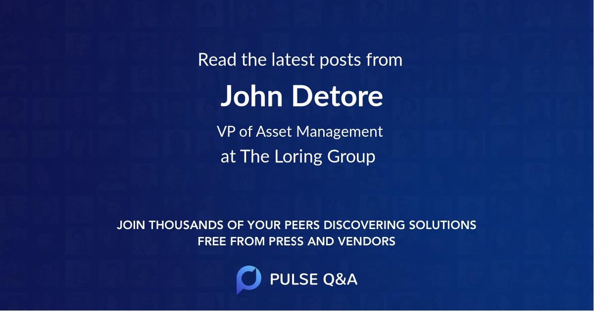 John Detore