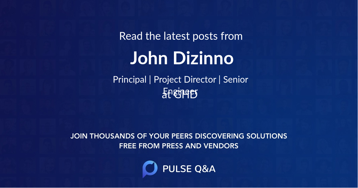 John Dizinno