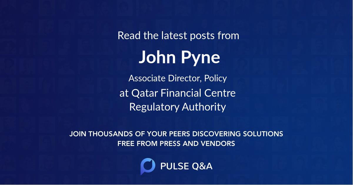 John Pyne