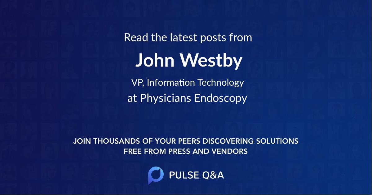 John Westby
