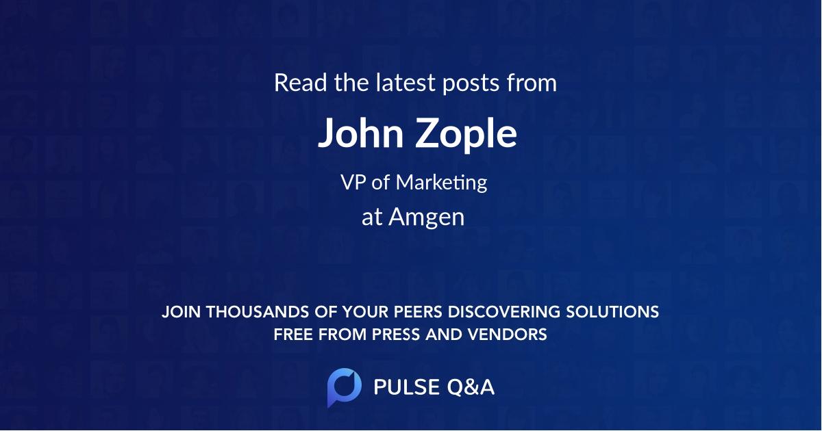 John Zople