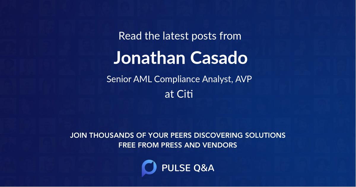 Jonathan Casado