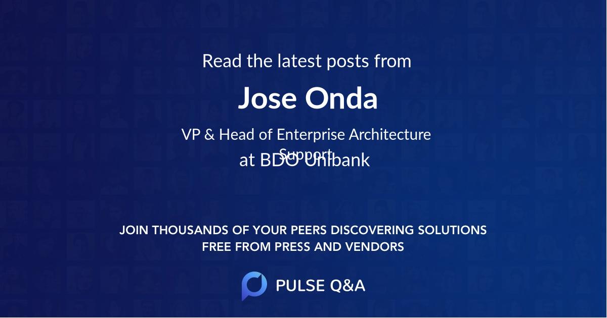 Jose Onda
