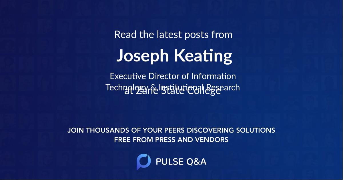 Joseph Keating