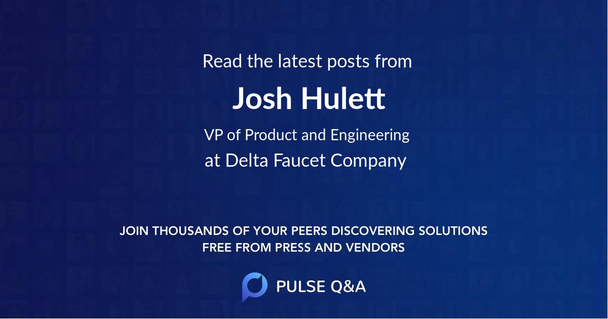 Josh Hulett
