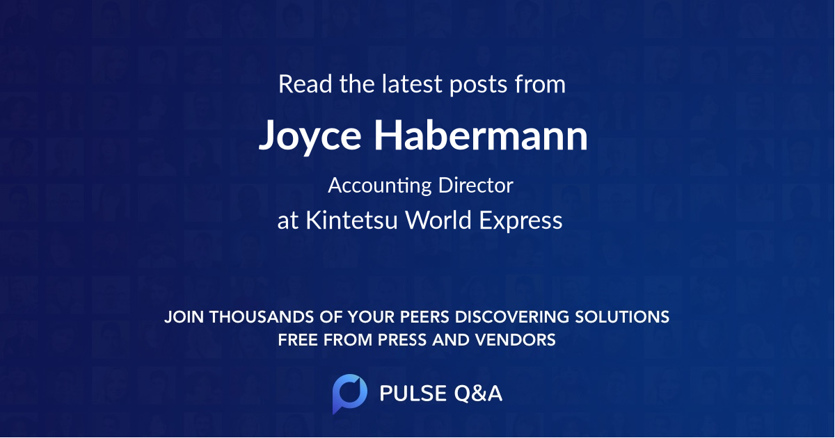 Joyce Habermann