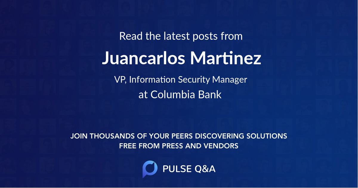 Juancarlos Martinez