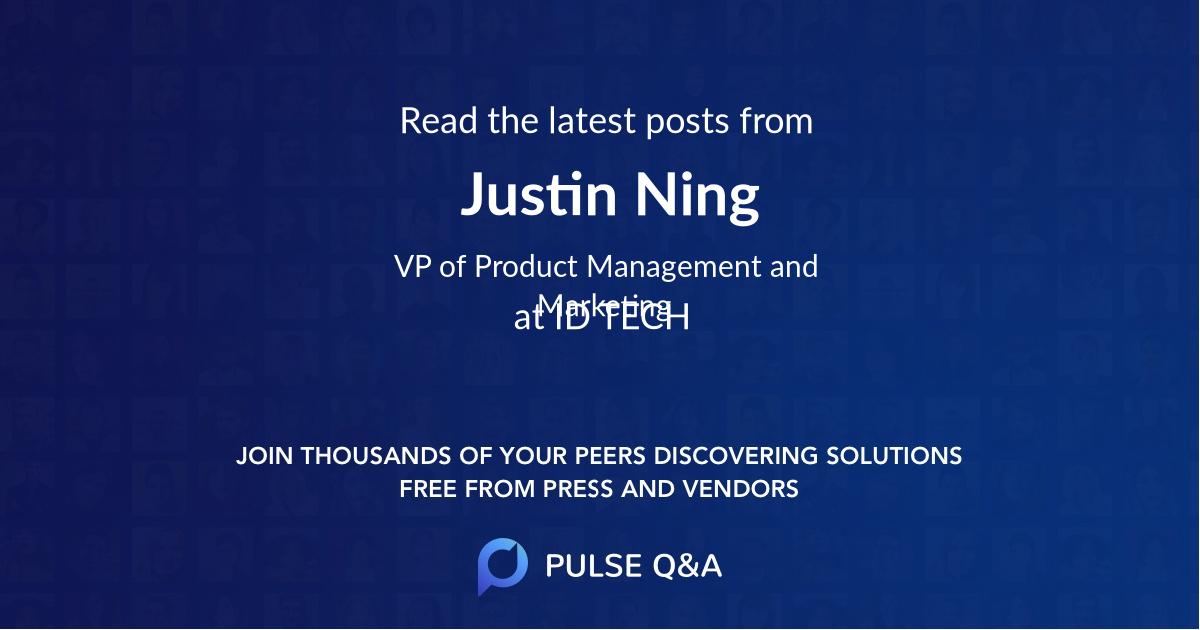 Justin Ning