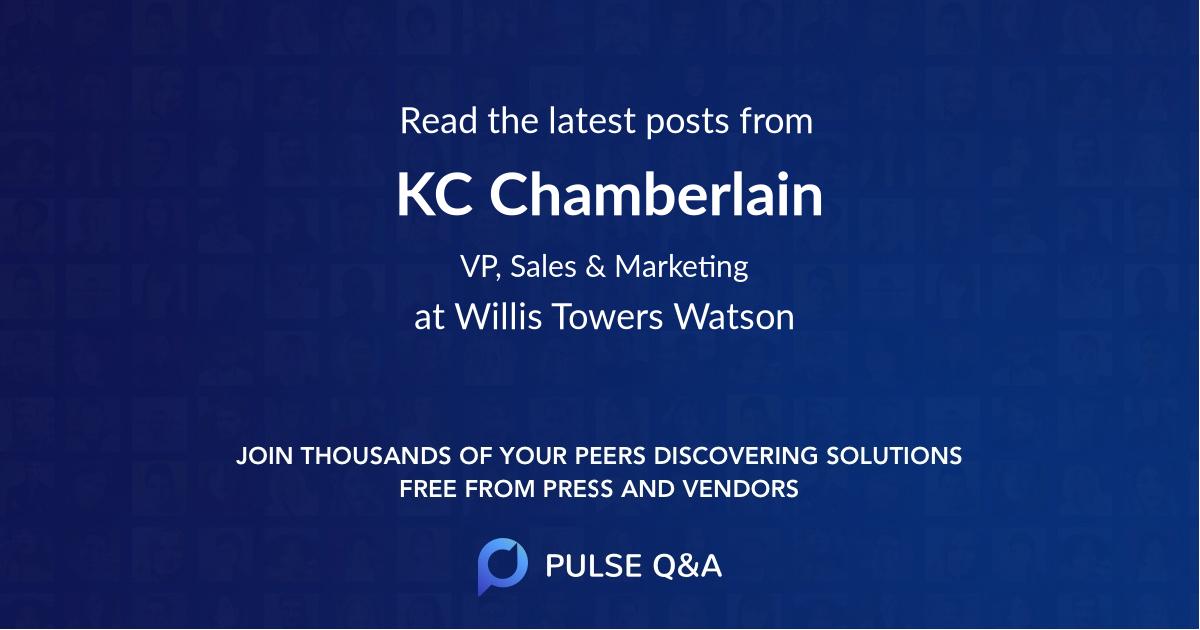 KC Chamberlain