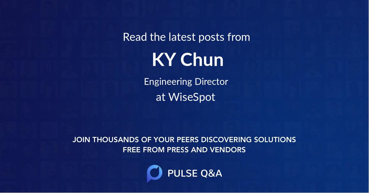 KY Chun
