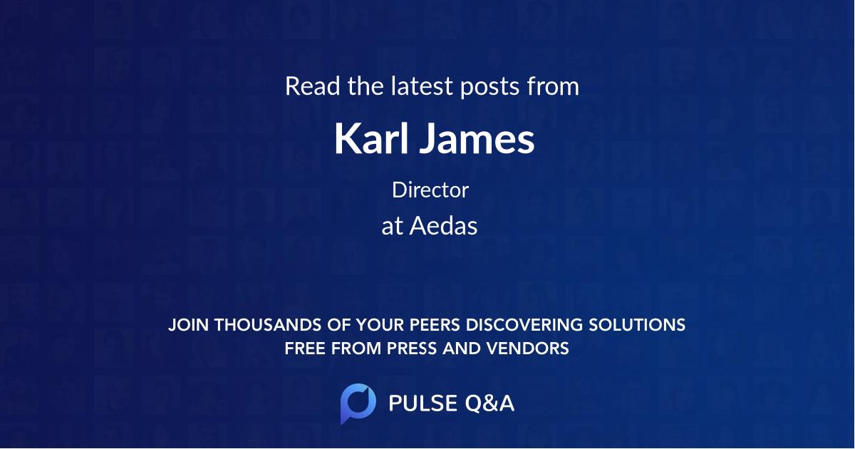 Karl James