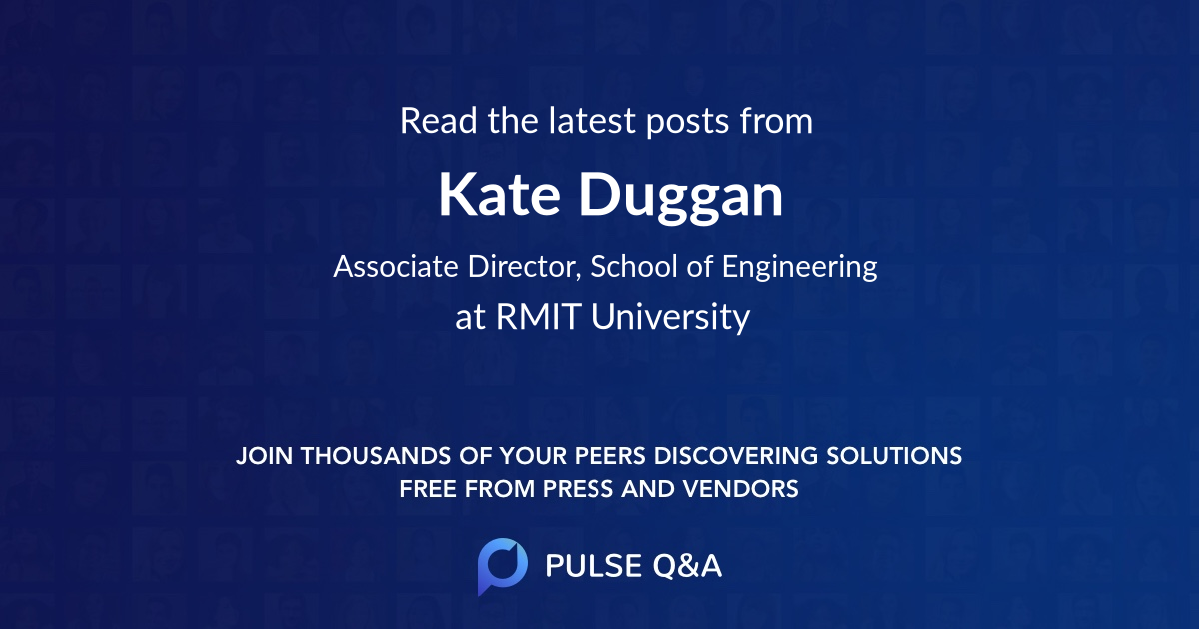 Kate Duggan