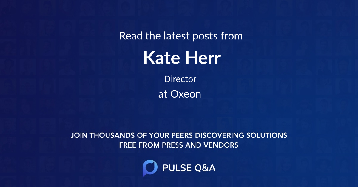 Kate Herr