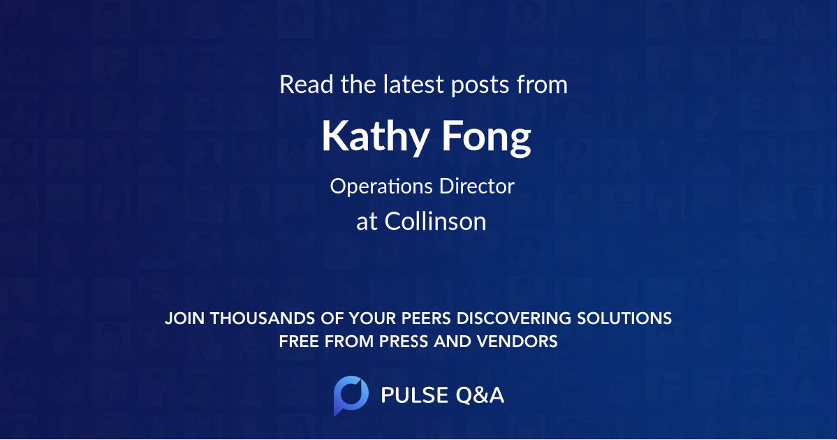 Kathy Fong