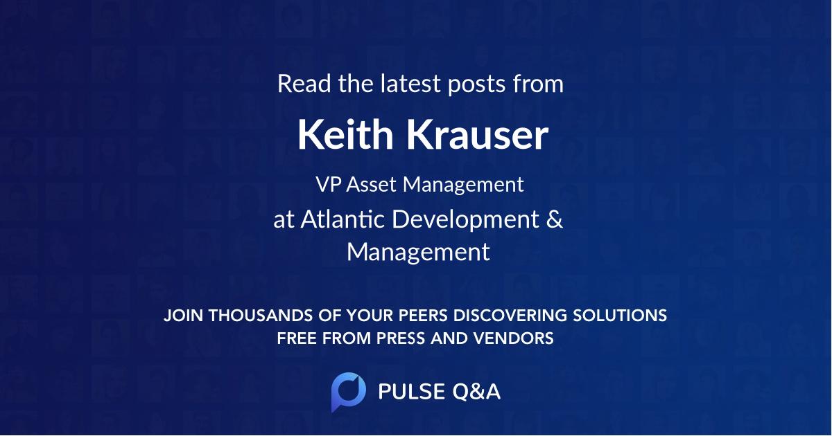 Keith Krauser