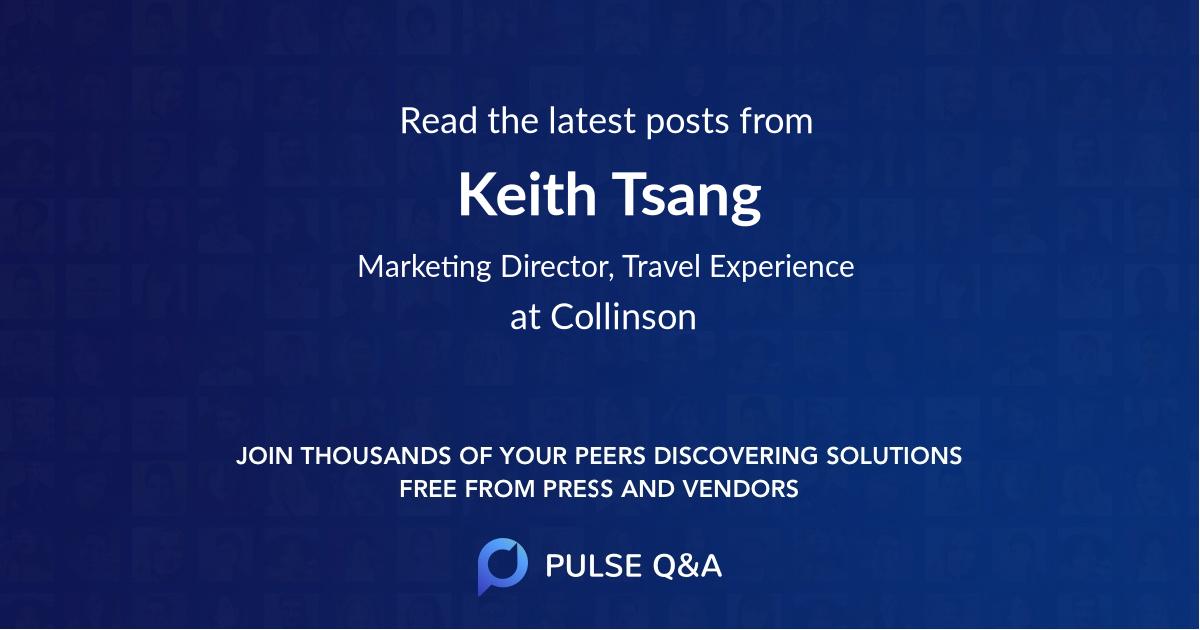 Keith Tsang