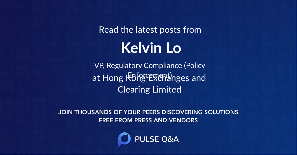 Kelvin Lo