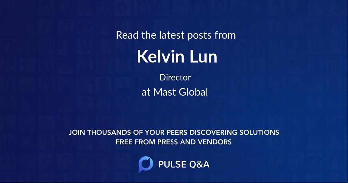 Kelvin Lun