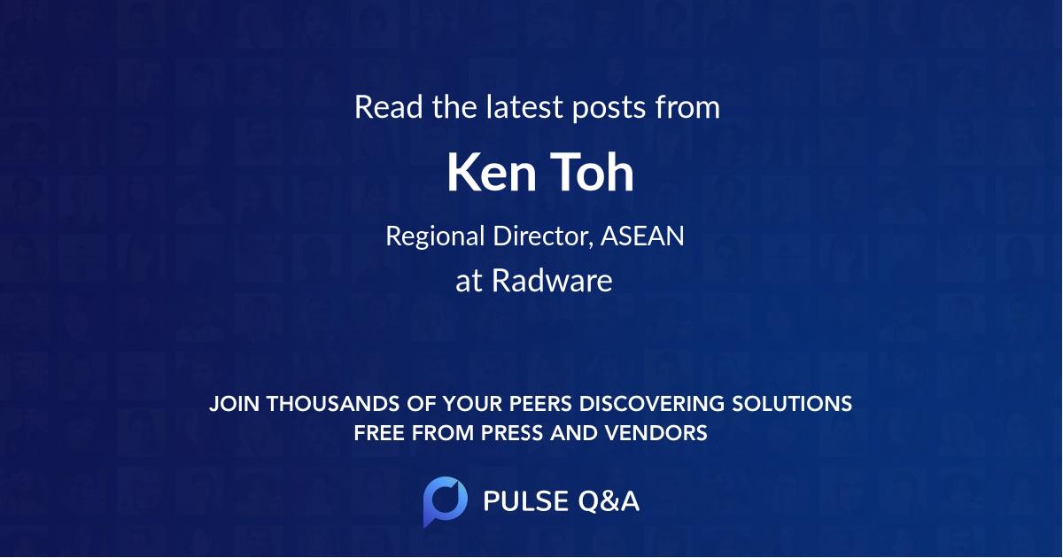 Ken Toh
