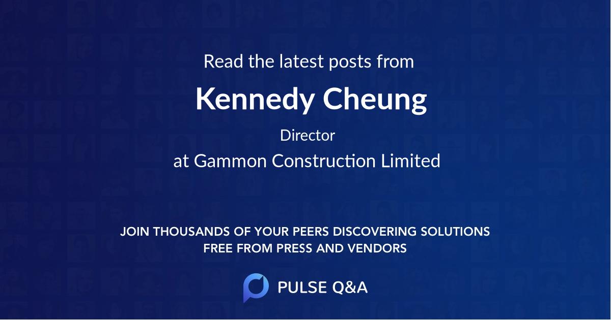 Kennedy Cheung