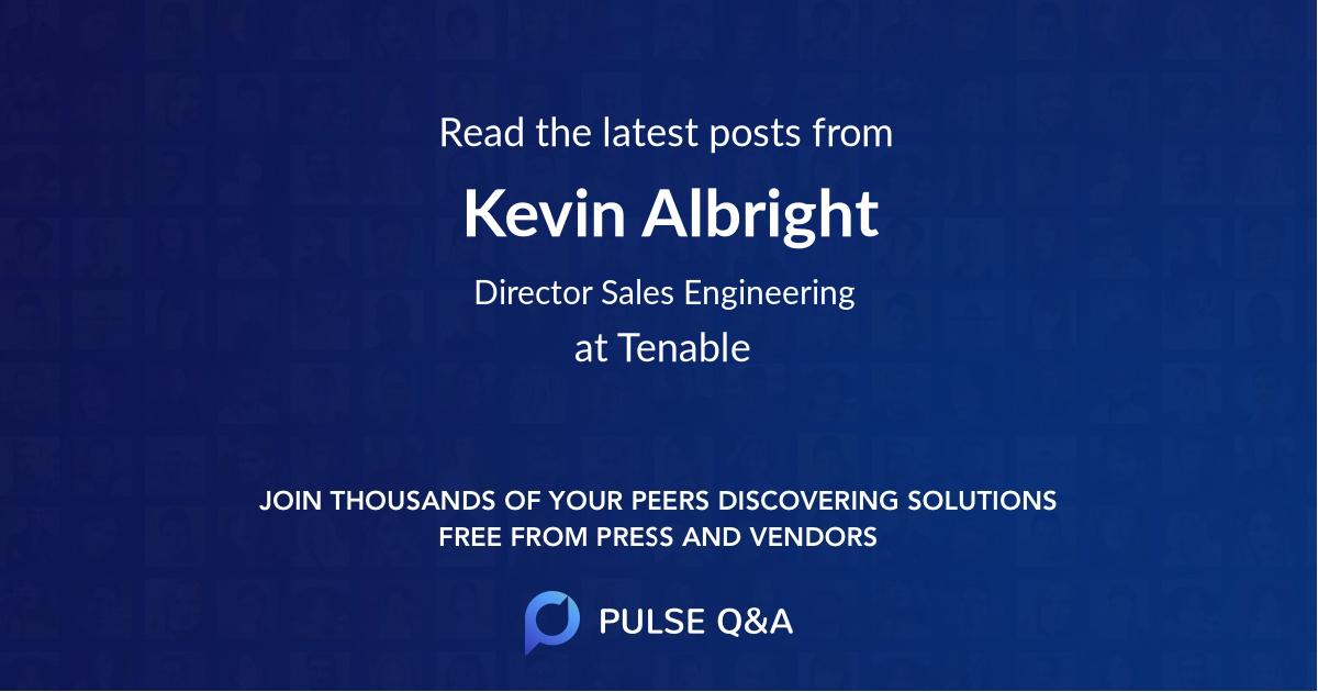 Kevin Albright