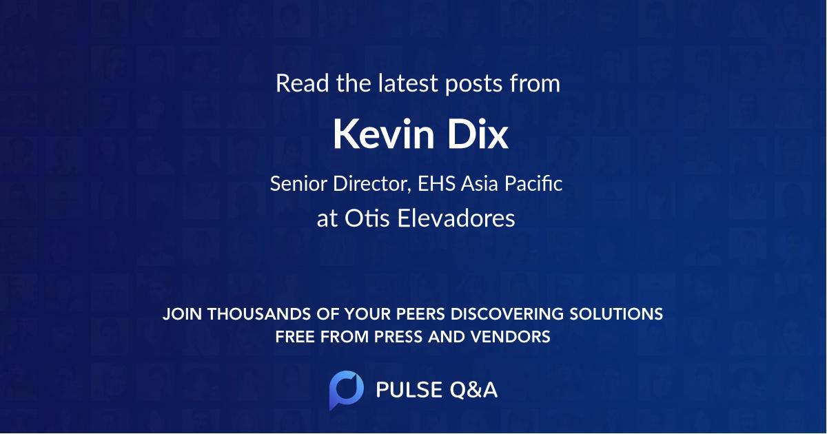 Kevin Dix