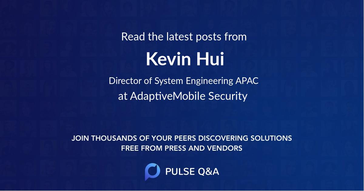 Kevin Hui