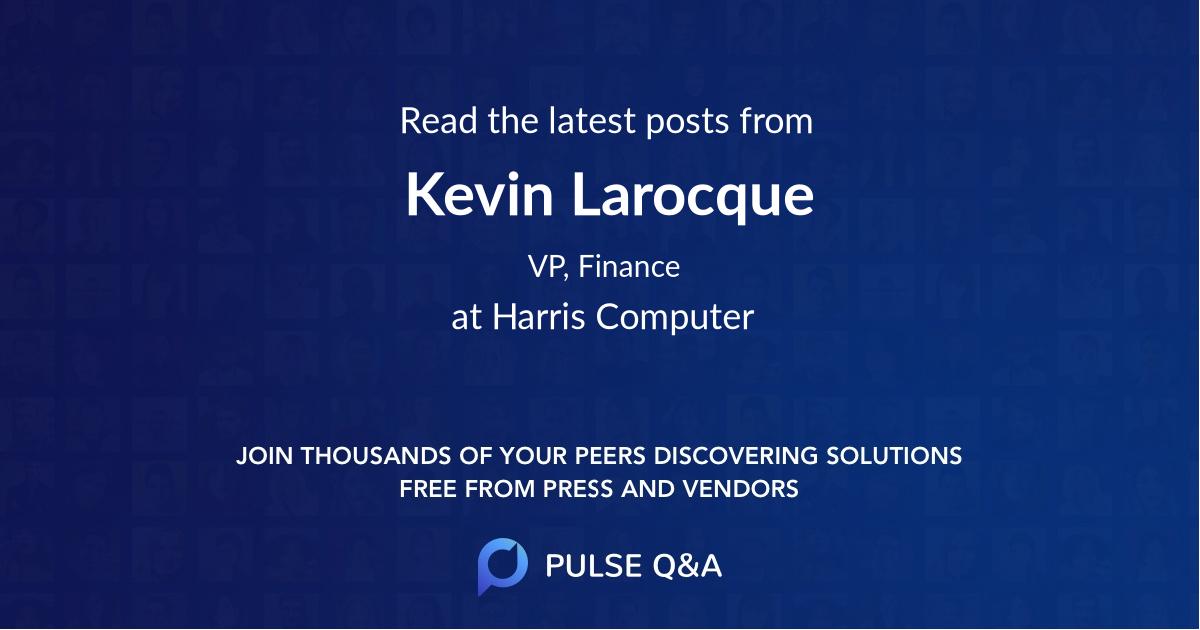 Kevin Larocque