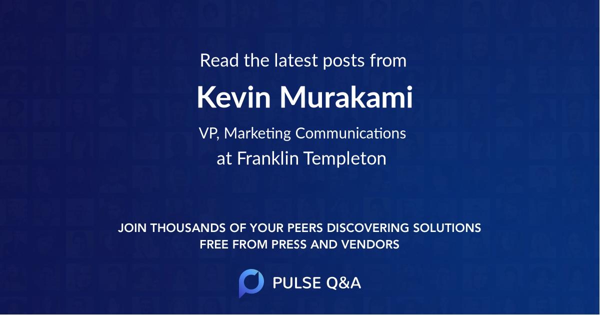 Kevin Murakami