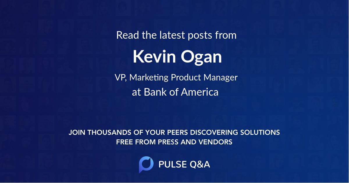 Kevin Ogan