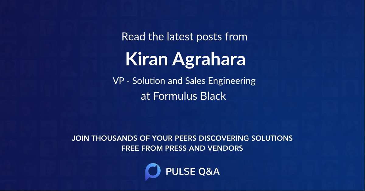 Kiran Agrahara