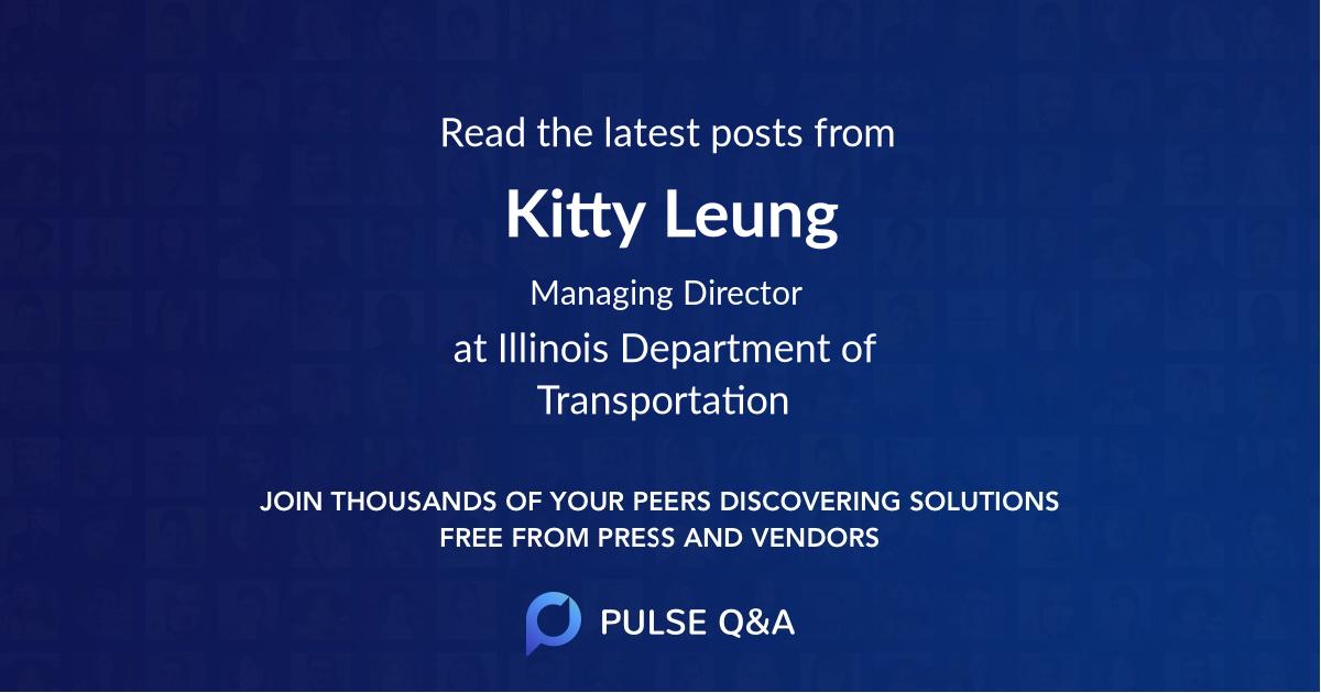 Kitty Leung