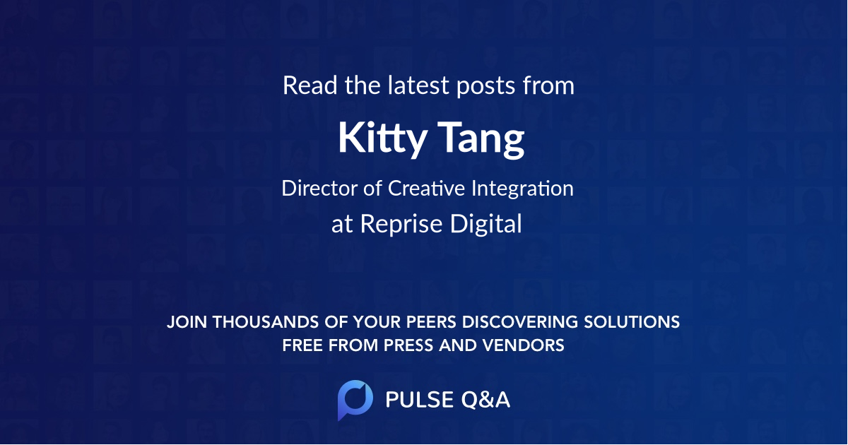Kitty Tang