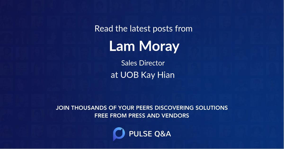 Lam Moray