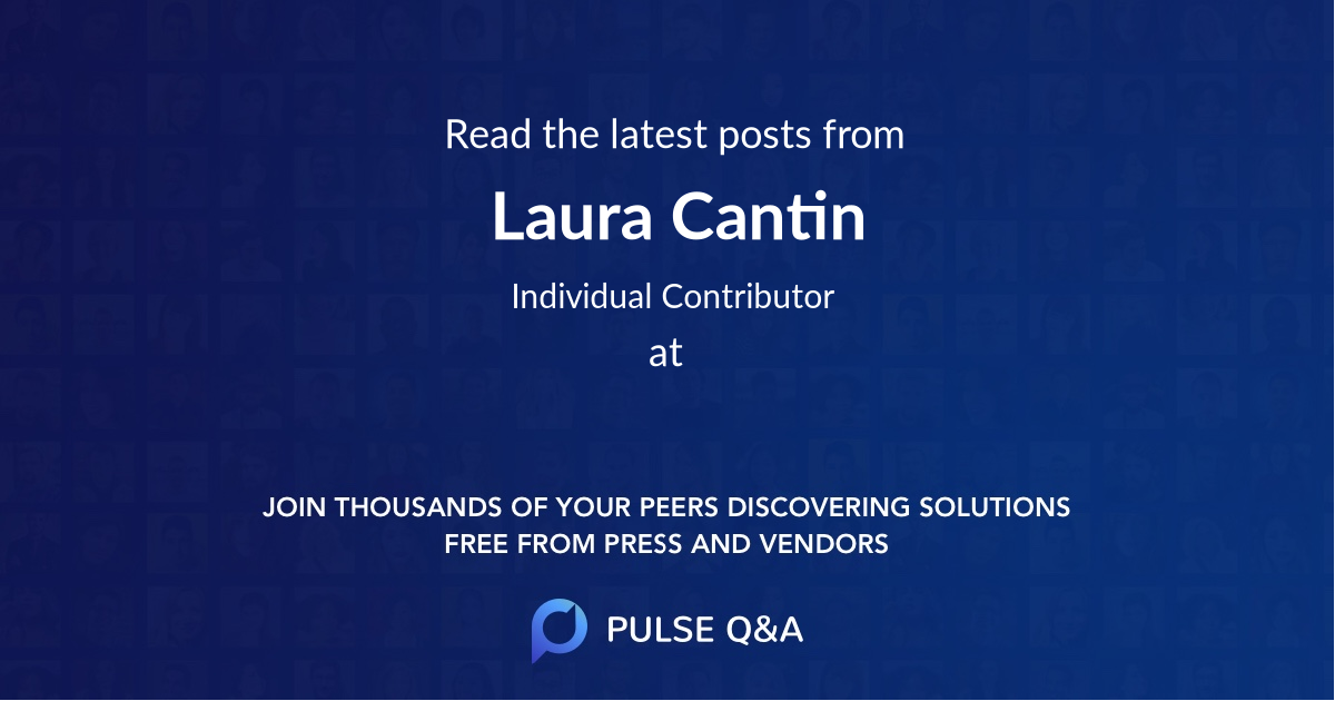 Laura Cantin